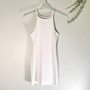 🌻Cheryl Kids Creations White Bodycon dress XL